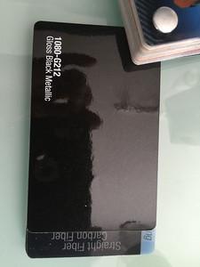 3m 1080 Wrap Black Metallic