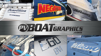 PV Boat Graphics Post Card