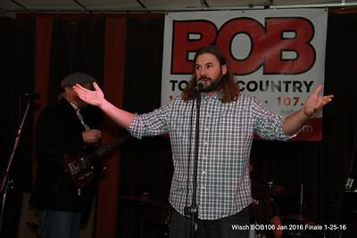 BOB106 January Contest Finale