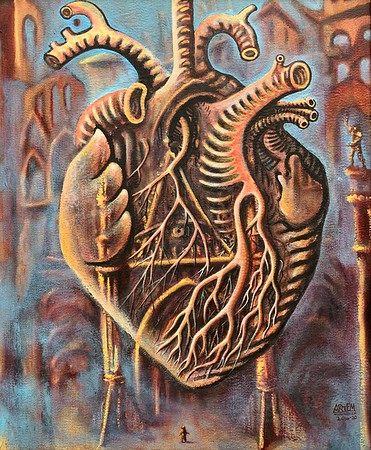 TRAVELER'S HEART SHRINE