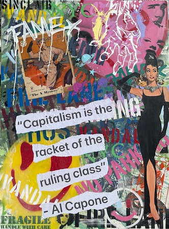 Capitalism is the racket of the ruling class