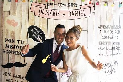 Boda Daniel & Damaris 09-09-2017