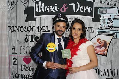 Boda Vero & Maxi 12-08-2017