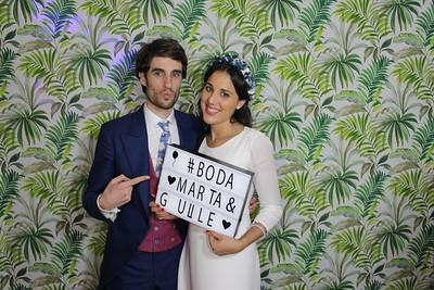 Boda Marta & Guillermo 30-06-2018
