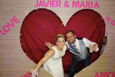 Javier & María 25-08-2018