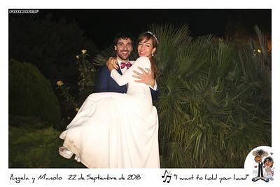 Ángela & Manolo 22.09.2018 Finca Carril Cruzado