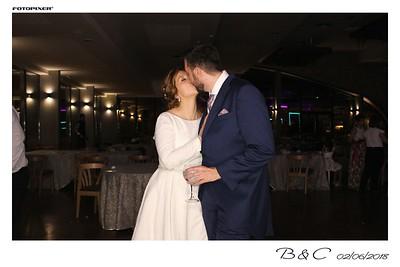 Beatriz & Carlos 02.06.2018 Salones Los Chpos, La Gineta (Albacete)