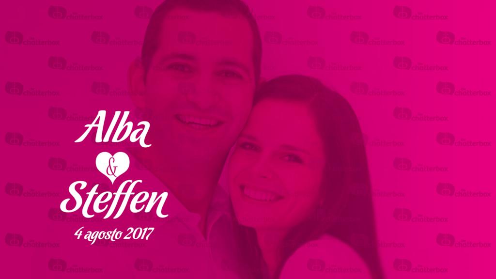 Alba y Steffen
