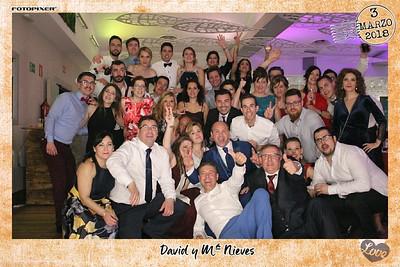 David & MªNieves 03.03.2018 Rte. El Lomo, Albacete