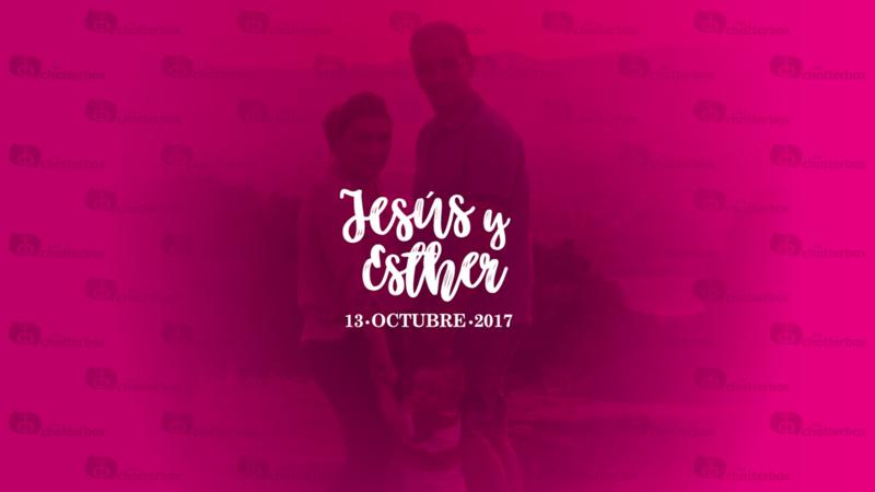 Esther y Jesús
