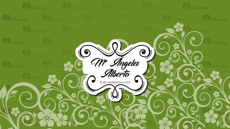 Mª Angeles y Alberto