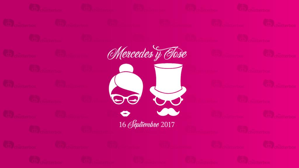 Mercedes y José