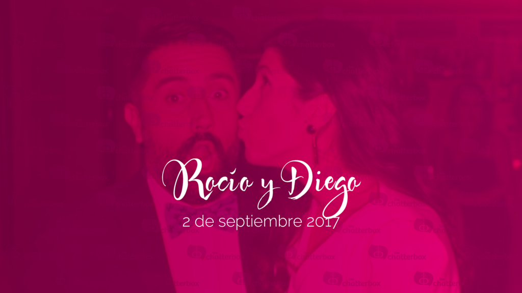 Rocio y Diego - 2 de septiembre