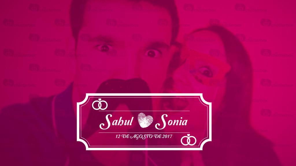 Sonia y Sahúl