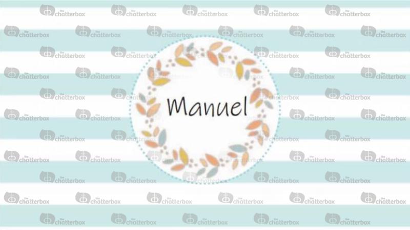 Bautizo Manuel - 22 de septiembre
