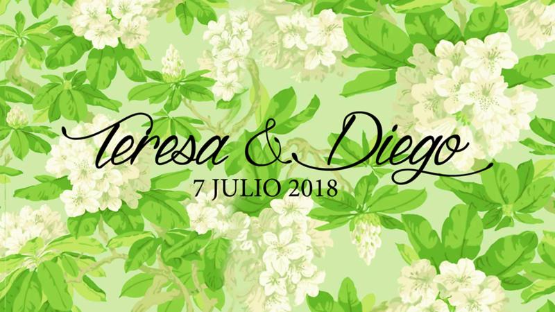 Teresa y Diego