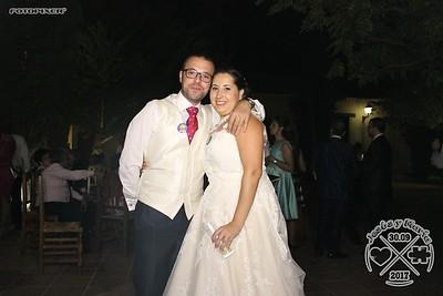 Jesús & María 30.09.2017 Bodega La Venta, Casas de los Pinos (Cu)