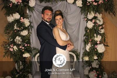 Jose & Carmen Mª 12.05.2018 Hotel Beatriz, Albacete