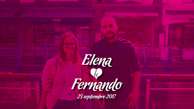 Elena y Fernando - 23 de septiembre