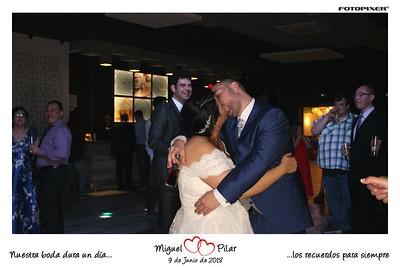 Miguel & Pilar 09.06.2018 Rte. Montecristo, San Pedro (Albacete)
