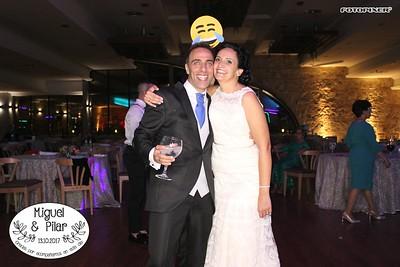 Miguel & Pilar 13.10.2017 Rte. Los Chopos, La Gineta (Albacete)