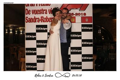 Rober & Sandra 26.05.2018 Salones Los Chopos, La Gineta (Albacete)
