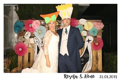 Roseta & Nono 25.08.2018 Finca Los Aljibes, Albacete