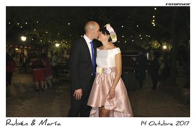 Rubén & María 14.10.2017 Rte. La Encomienda (Ciudad Real)