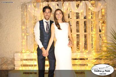 Victoria & Pablo 11.08.2018 Finca Los Prados, Albacete