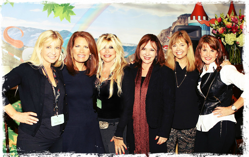 Wendy Hughes, Michelle Bachmann, Karen Mistal Waldron and Heidi Embleton ~ our Shield Maidens and Ladies of the Round Table