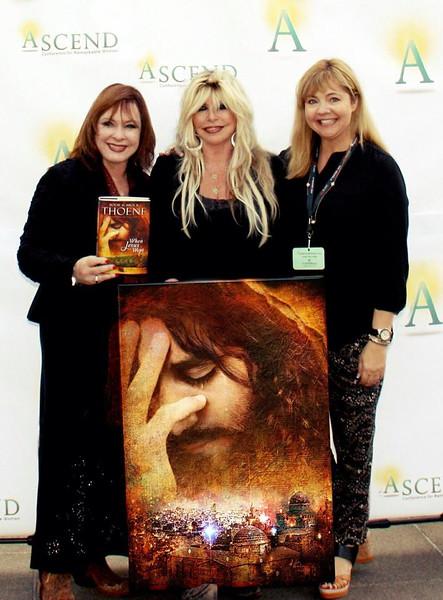 with Producer Karen Mistal Waldron