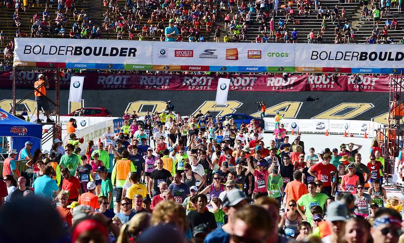 2016 Bolder Boulder
