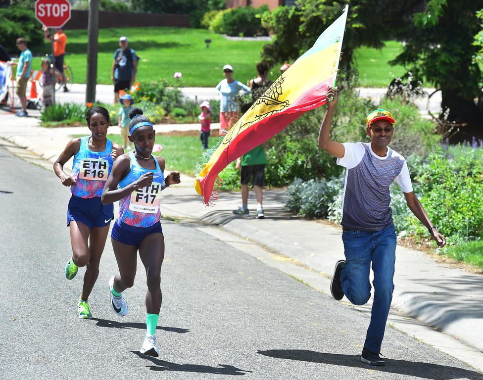 Bolder Boulder Women's Pro Race