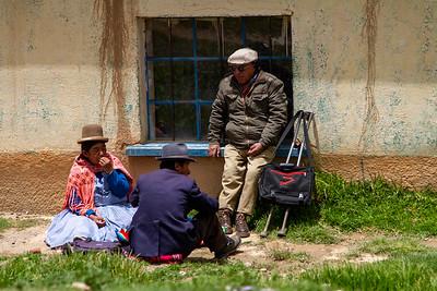 023 Road to Oruro Bolivia © David Bickerstaff