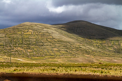 016 Road to Oruro Bolivia © David Bickerstaff