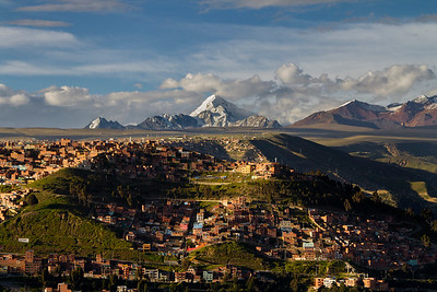 001 La Paz Bolivia © David Bickerstaff