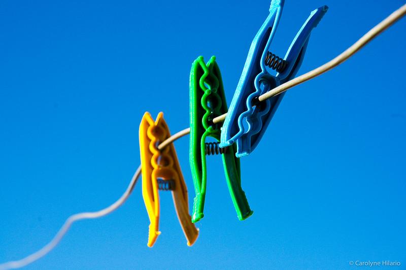 Laundry Pins<br /> Salar de Uyuni (Uyuni Salt Desert)