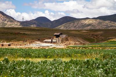 020 Road to Oruro Bolivia © David Bickerstaff