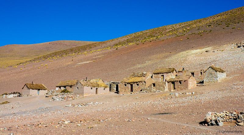 Hillside Village<br /> Salar de Uyuni