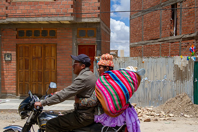 026 Road to Oruro Bolivia © David Bickerstaff