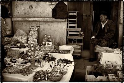 Tarabuco Market, Bolivia, 2011.