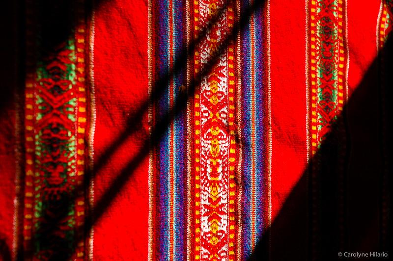 Blanket Textile<br /> Salar de Uyuni