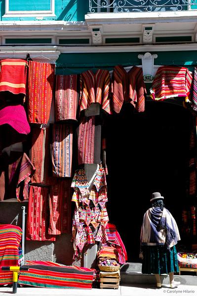 Textile Shop<br /> LaPaz