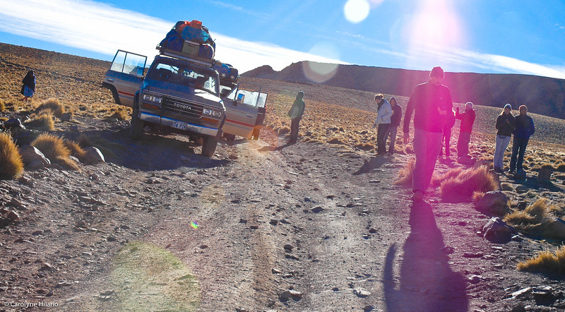 Jeep Expedition<br /> Salar de Uyuni (Uyuni Salt Desert)