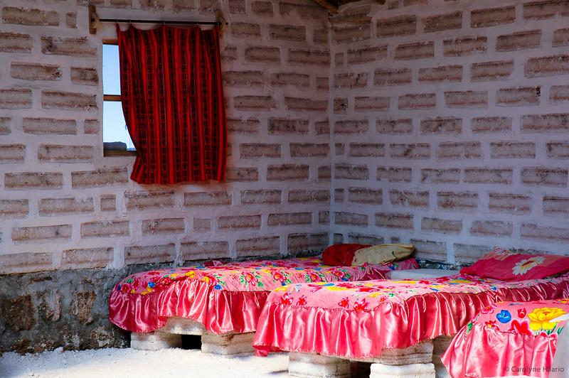 Hotel de Sal Luna Salada (Hotel Salt of Luna Salada)<br /> Salar de Uyuni