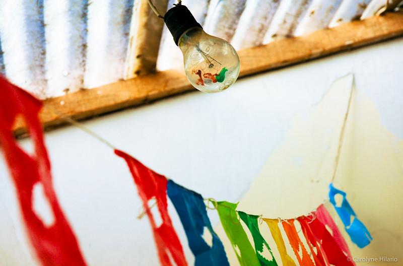 Light Bulb<br /> Salar de Uyuni (Uyuni Salt Desert)