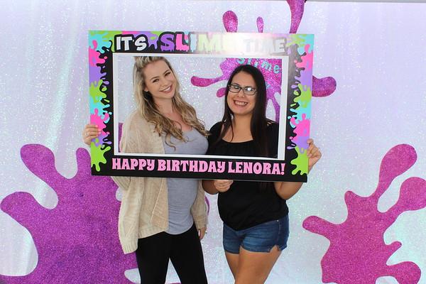 LENORA'S 3RD BIRTHDAY