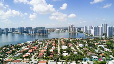 North Miami Beach and Areas - Aerials-9