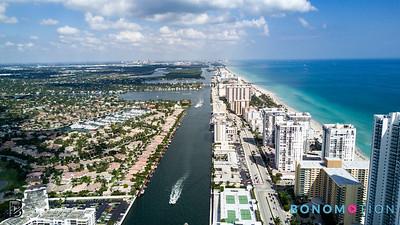 North Miami Beach and Areas - Aerials-2