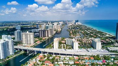 North Miami Beach and Areas - Aerials-14